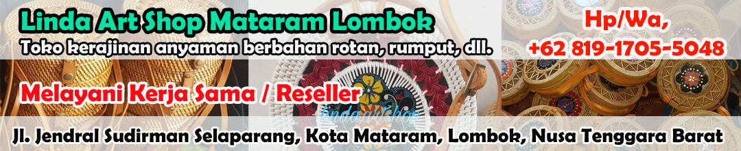 Art Shop Lombok Mataram NTB